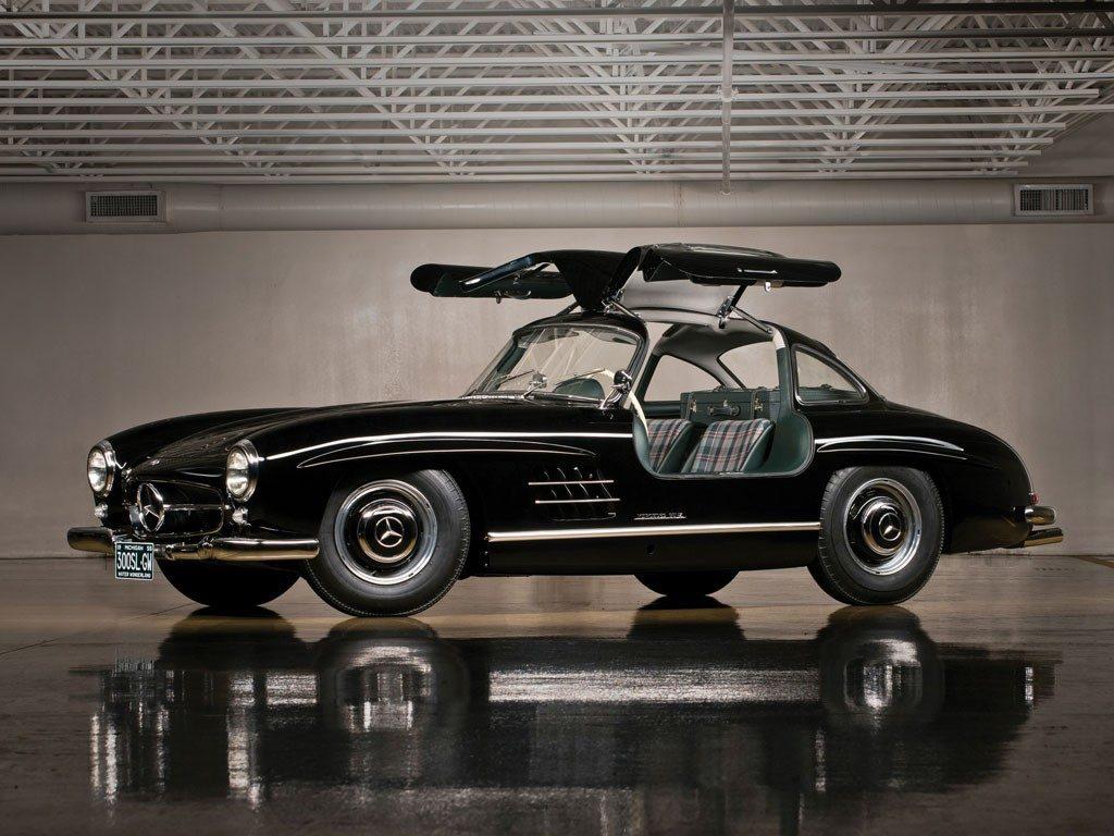 Mercedes w198