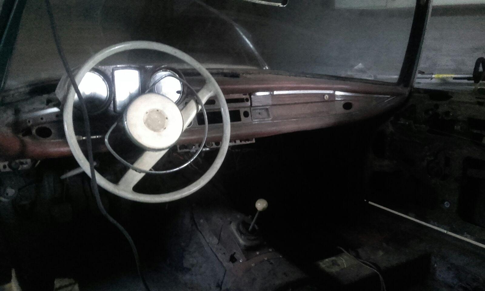 Coches cl sicos para restaurar coche cl sico - Mini clasico para restaurar ...