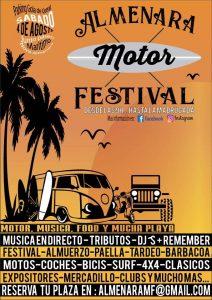 Almenara Motor Festival 2018