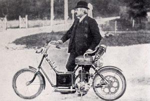 Scooter clásico