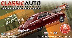 Classic Auto Madrid 2019