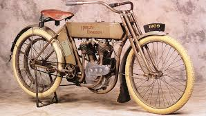 Historia de Harley-Davidson