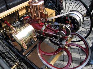 El primer coche de la Historia