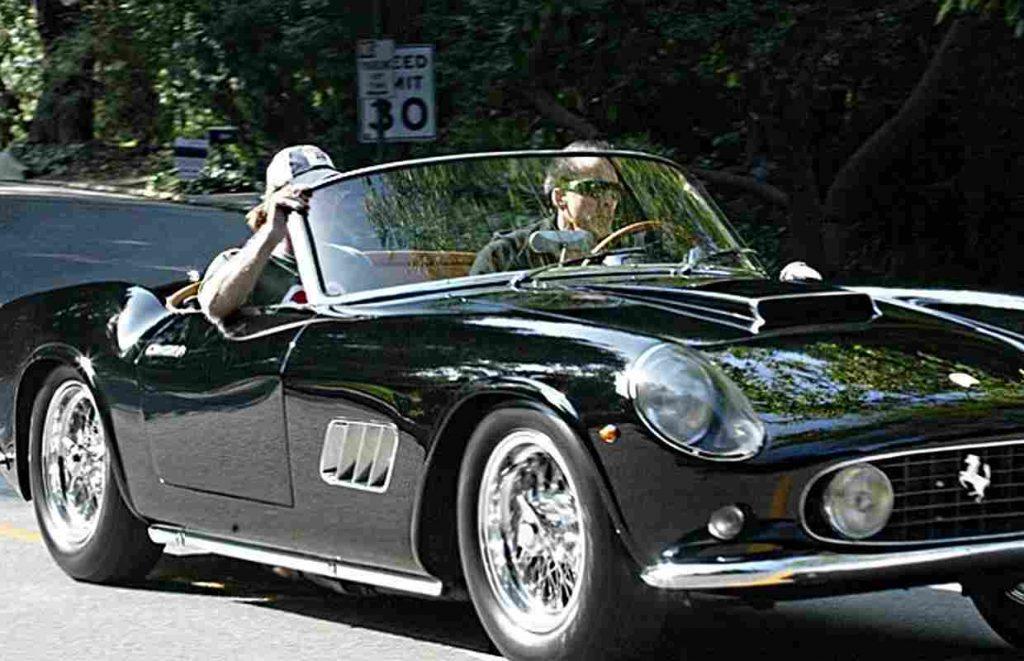 Famosos apasionados por los coches clásicos