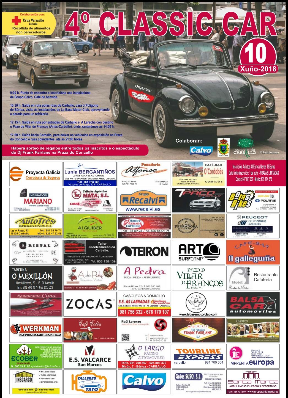 clasicc car carballo