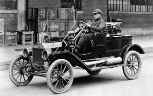 coches clásicos Americanos