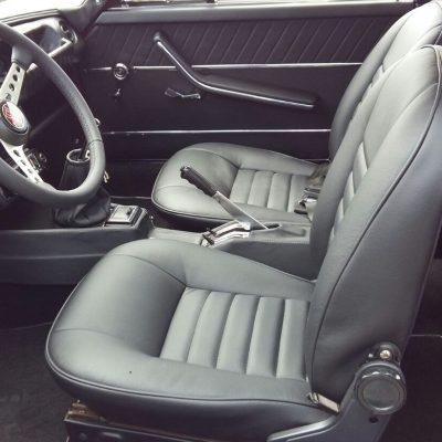 coche clásico para restaurar