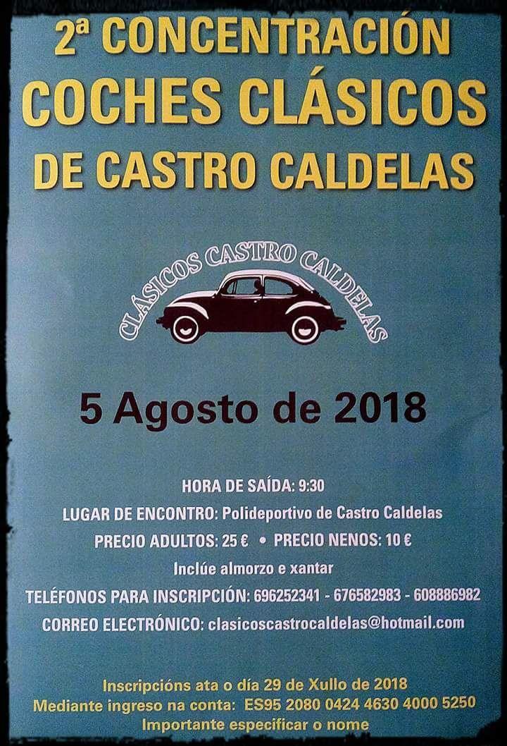 Clásicos Castro Caldelas 2018