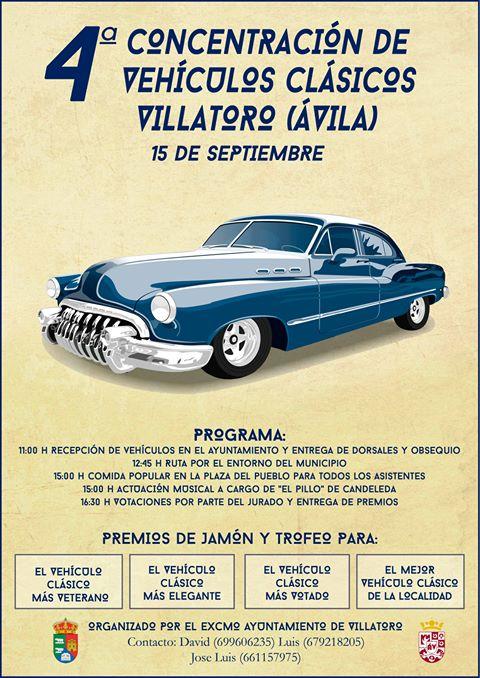 Vehículos Clásicos VillaToro 2018
