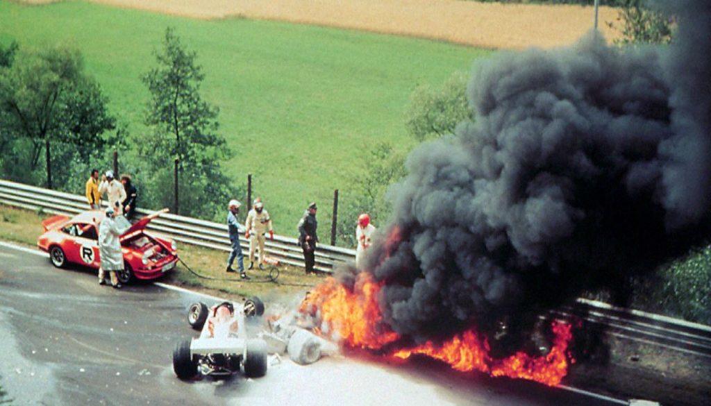 Niki Lauda Campeón del Mundo