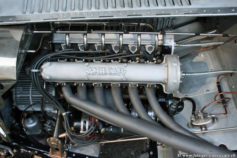 Amilcar C6