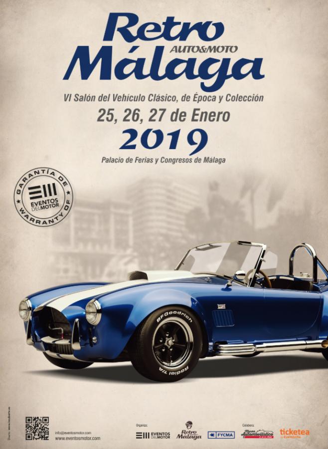 Retro Málaga 2019