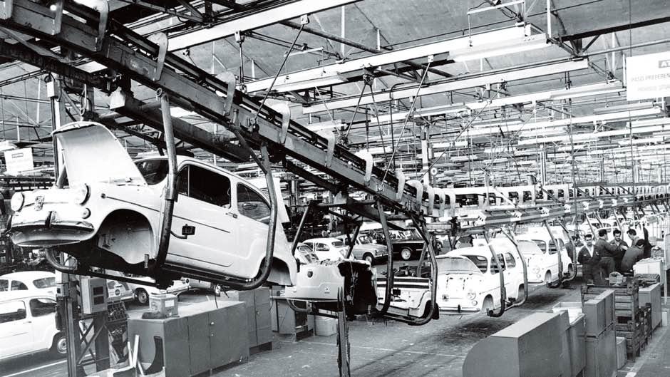 Historia del Automóvil Español