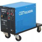 Soldadura Compact CEM 201
